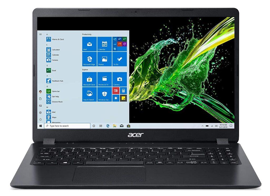 Acer Aspire 3,Best Laptops under 50000