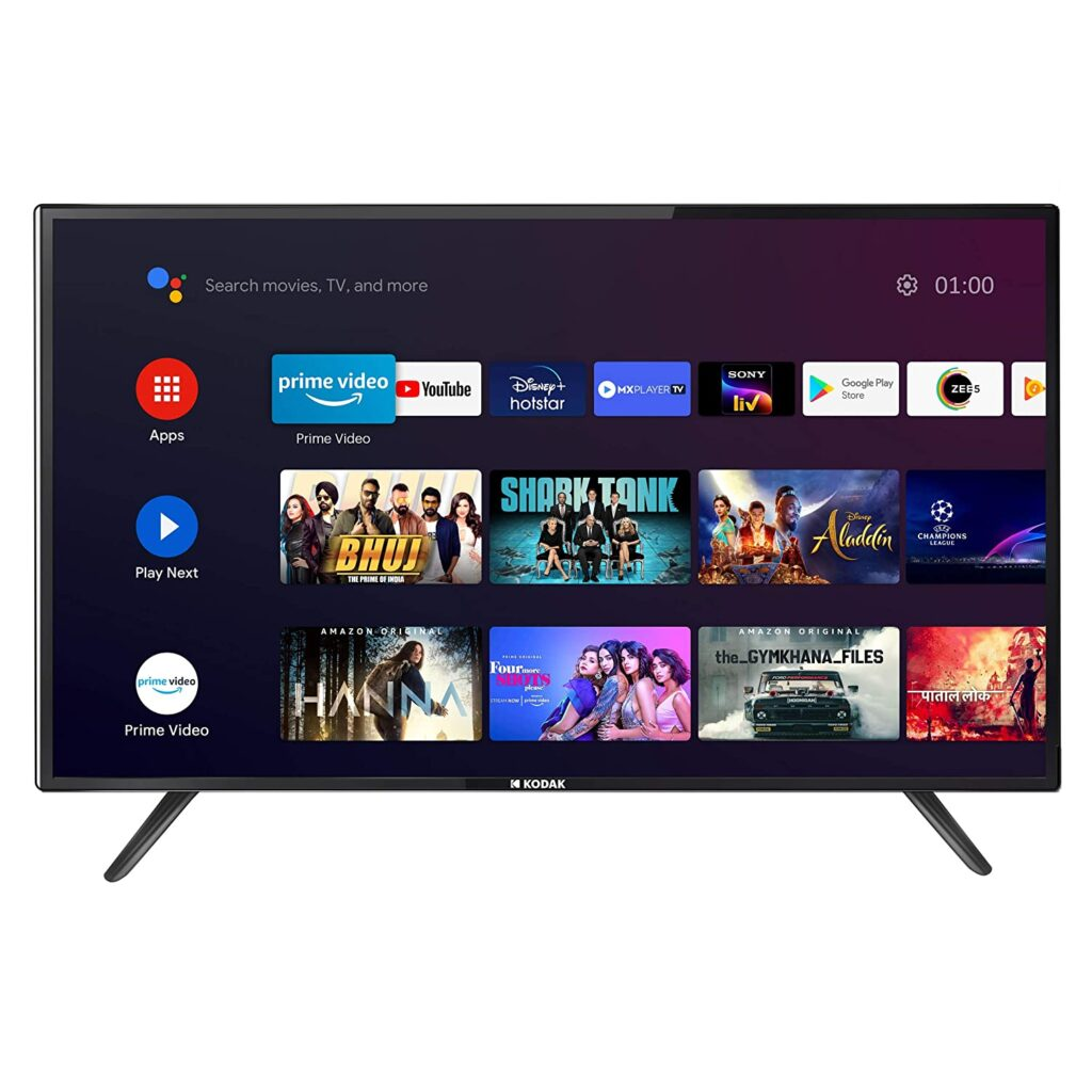 Kodak 4k ultra; Smart LED TV