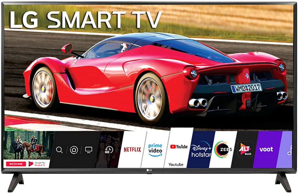 LG HD Ready; Best LED TV