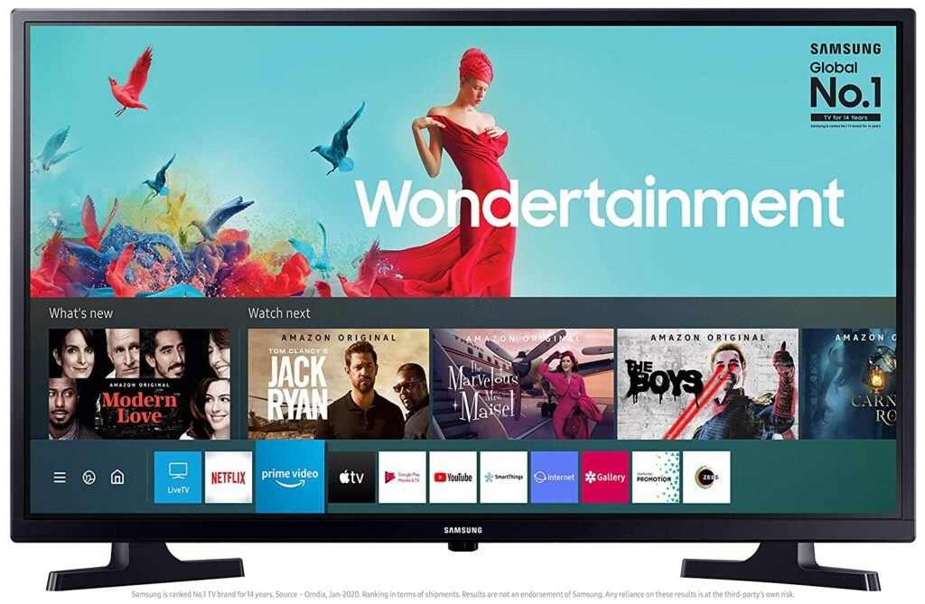 Samsung HD ready; Best LED TV