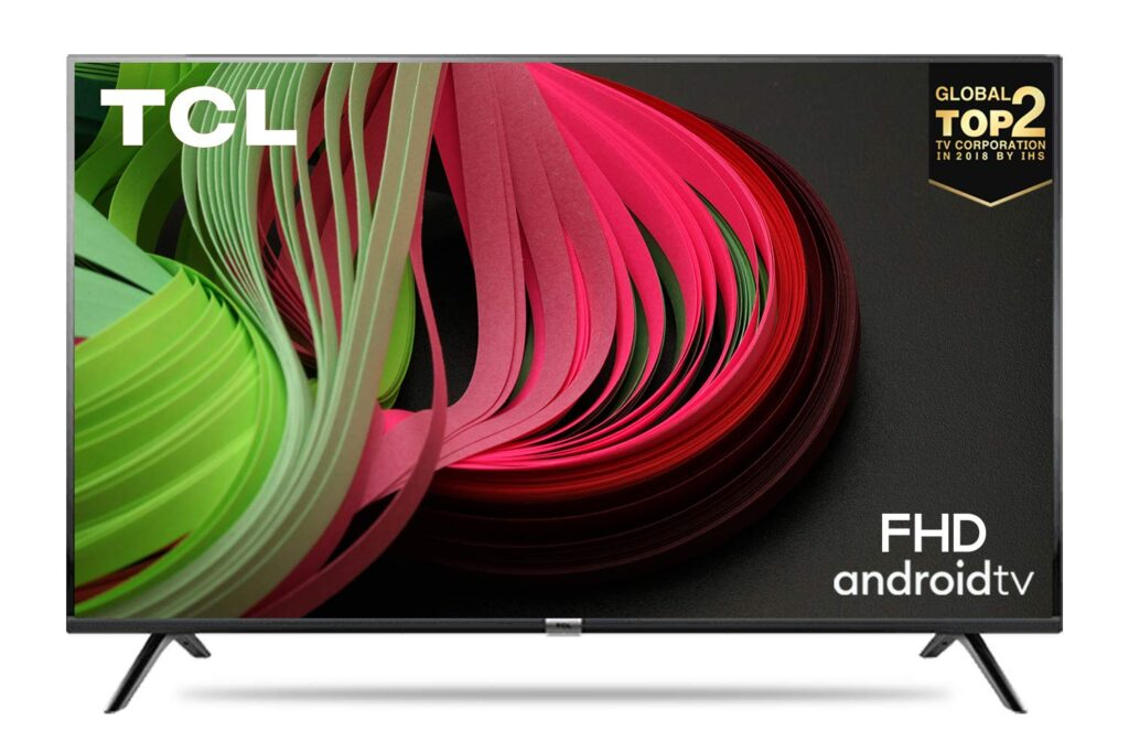 TCL full HD; Smart LED TV