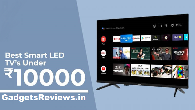 best led tv under 10000 in india