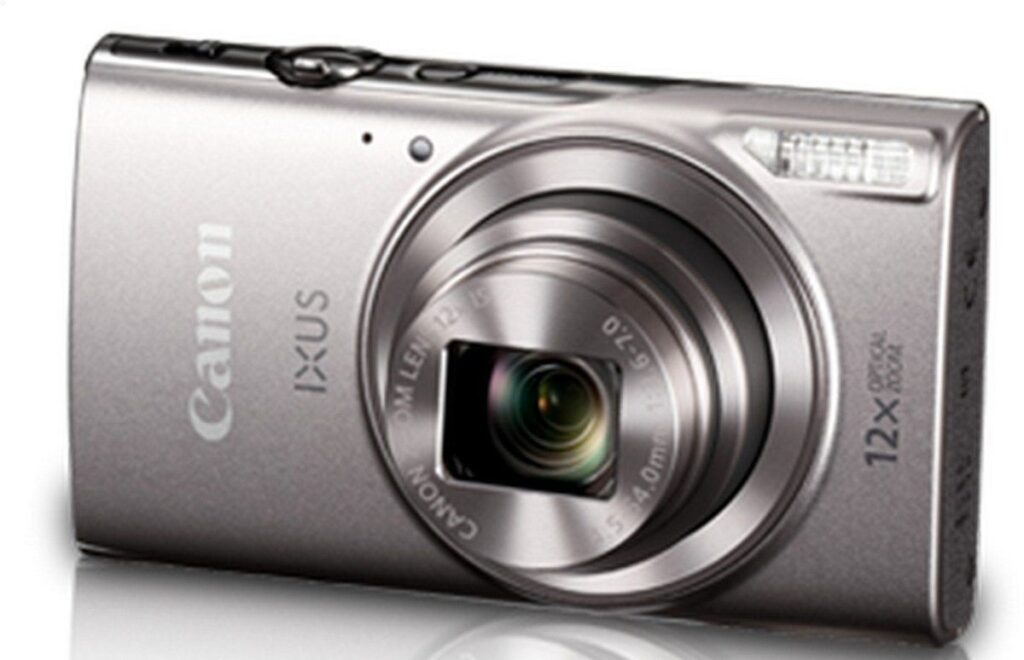 canon ixu-285, best camera under 20000