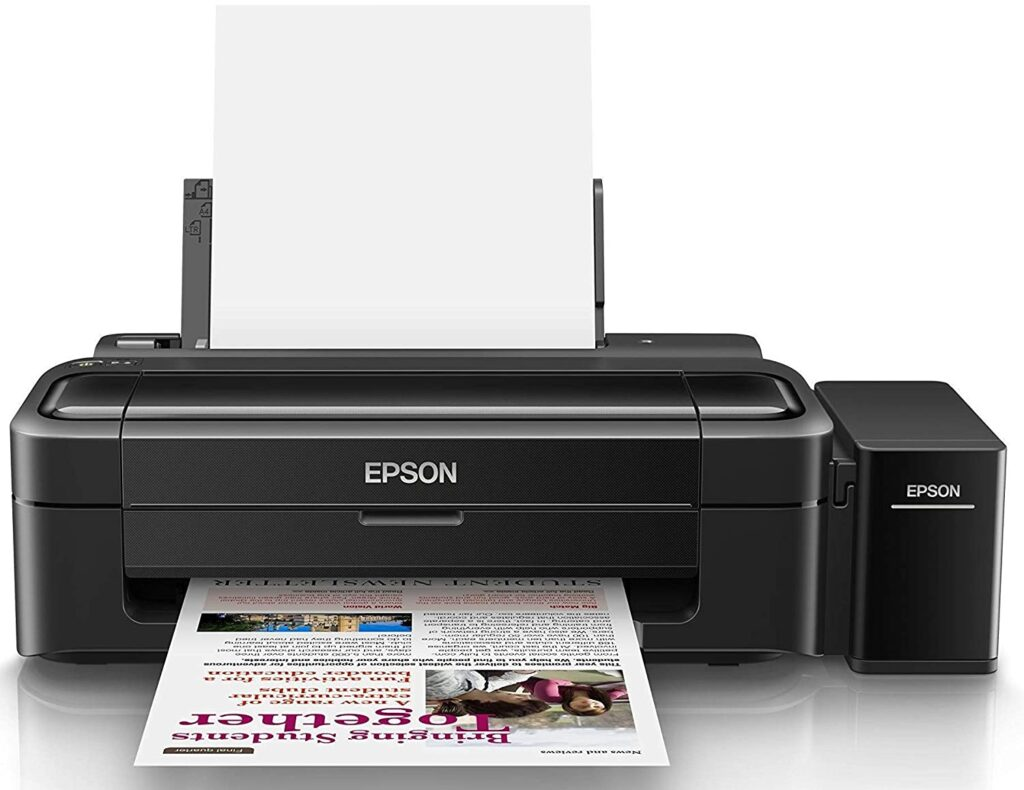 epson l130, printer, color printer, wireless color printer, hp printer