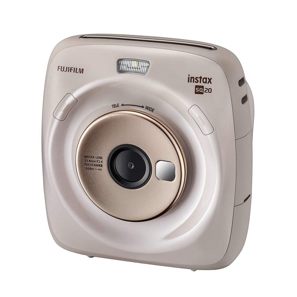 fujifilm instax square, best camera under 20000