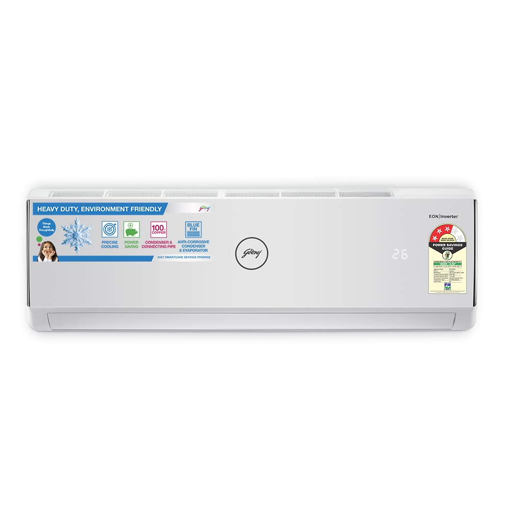 godrej 1 ton split ac, inverter split ac, ac under 3000, air conditioner, 1.5 ton