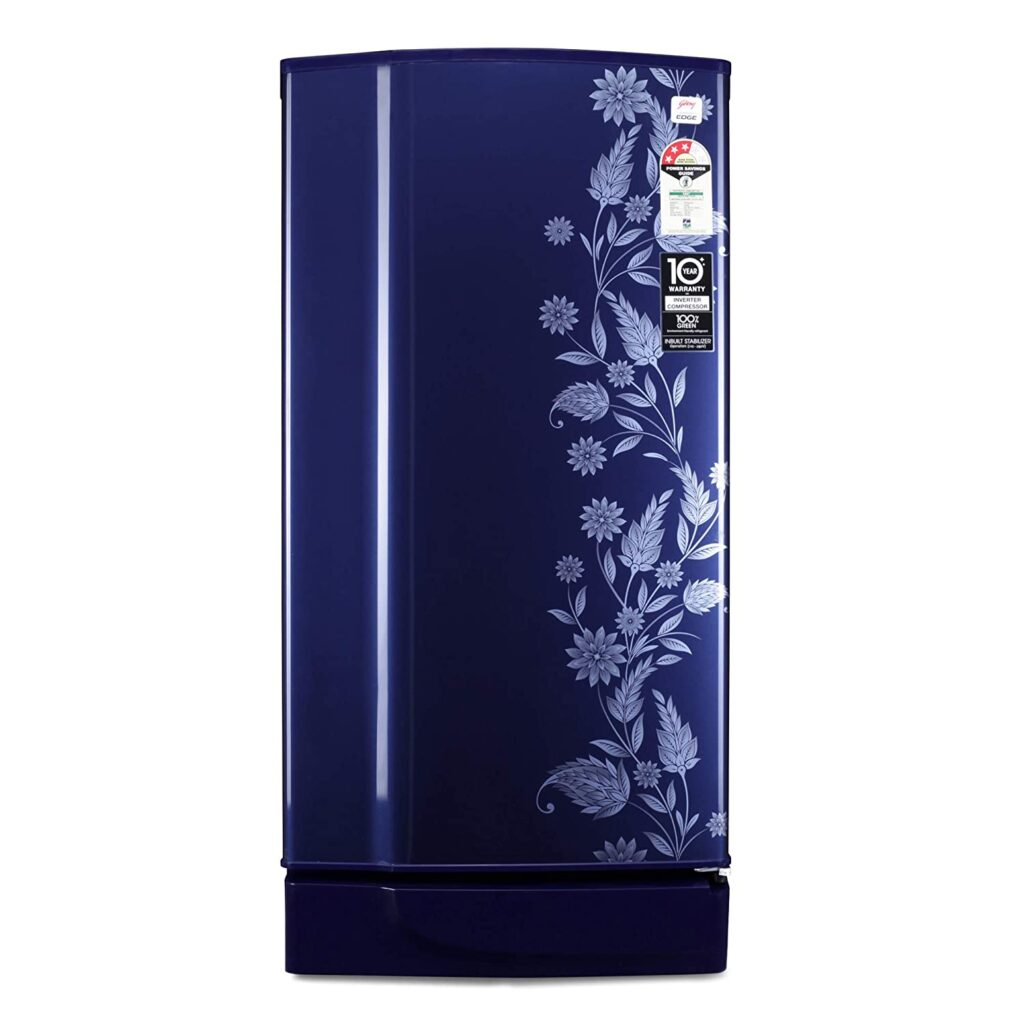 godrej 190L, single door fridge, fridge, refrigerator, fridge under 15000, single door refrigerator