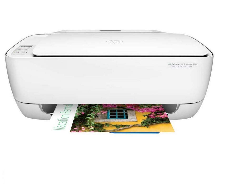 hp deskjet 3636, printer, color printer, wireless color printer, hp printer