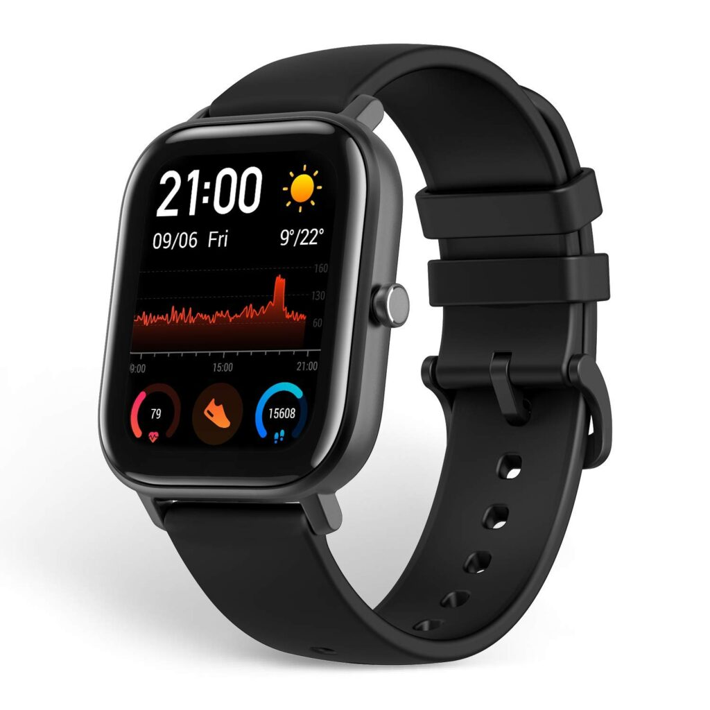 Huami amazfit GTS, smart watches