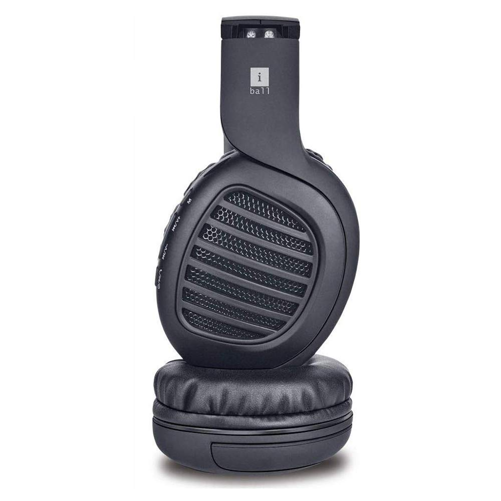 iball decibel, headphone, headphones