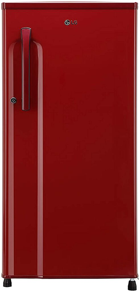 lg 188L, single door fridge, fridge, refrigerator, fridge under 15000, single door refrigerator