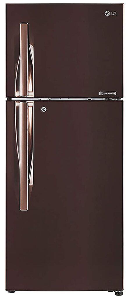 lg 260 L, double door fridge, fridges, refrigerators, fridge under 30000, double door fridge price