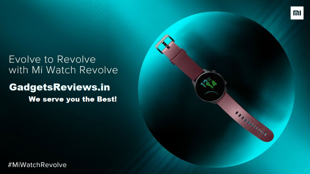Mi watch revolve, Mi watch revolve price and specifications