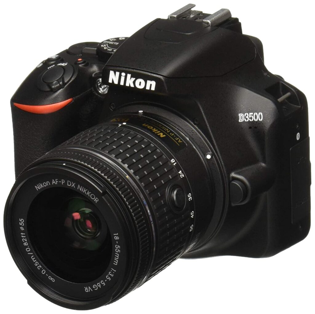 Nikon d3500, best digital camera under 30000