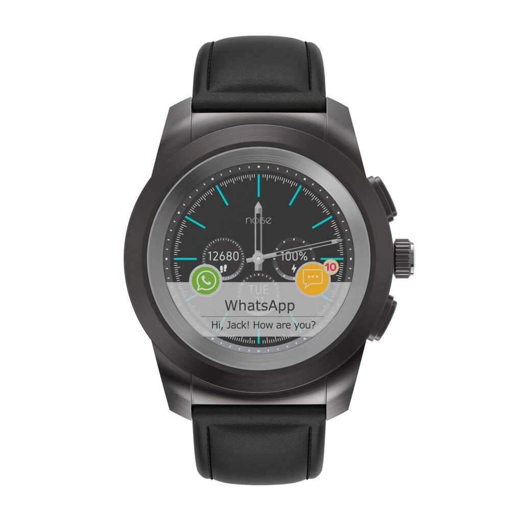 Noise fit fusion, smart watches