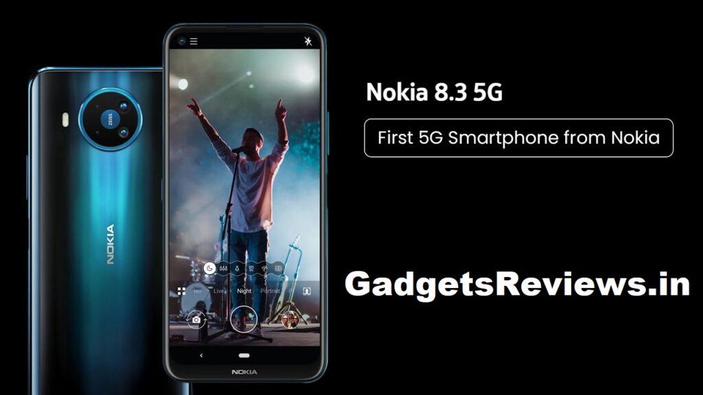 nokia 5.3 5G mobile phone, nokia 5.3 phone price, nokia 5.3 phone lauch date, nokia 5.3 5G phone price in india