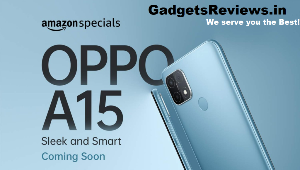 Oppo A15, Oppo A15 price in India