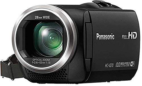 panasonic hc-v270, best camera under 20000