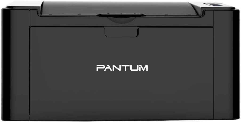 pantum p2500w, printer, color printer, wireless color printer, hp printer