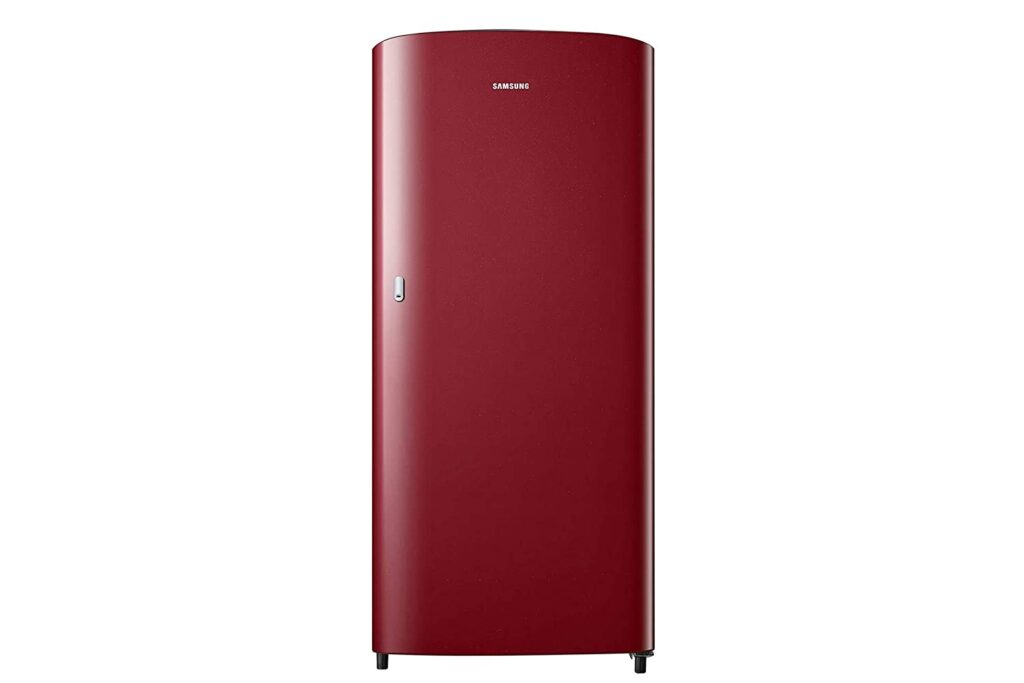 samsung 192L, single door fridge, fridge, refrigerator, fridge under 15000, single door refrigerator