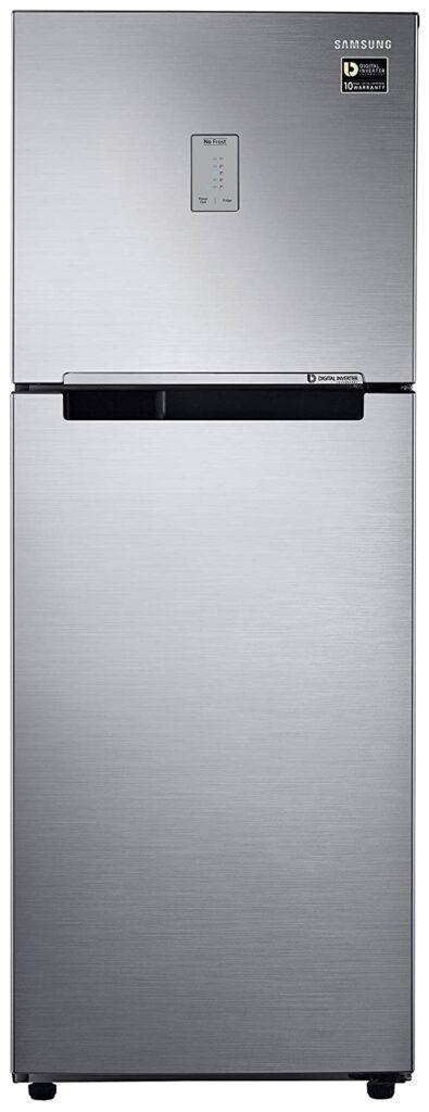samsung 253 L double door fridge, fridge, refrigerator, fridge under 25000