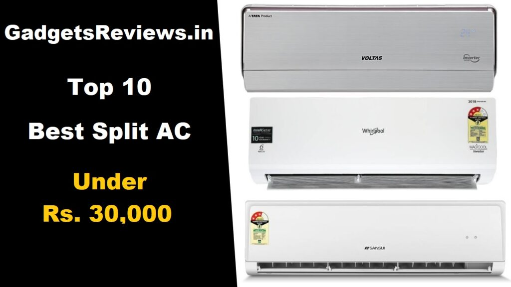 Split ac, ac under 30000, inverter split ac, air conditioner, 1.5 ton