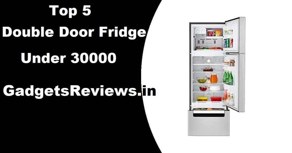 double door fridge, fridges, refrigerators, double door fridge price, fridge under 30000