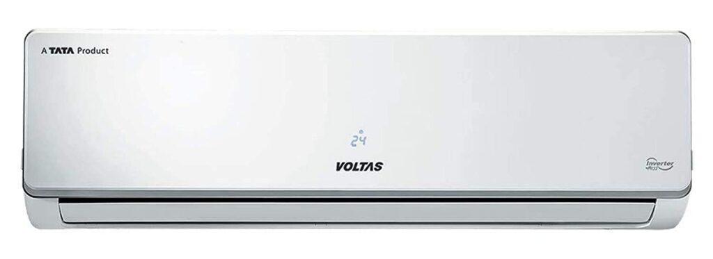 voltas 1.5 ton inverter split air conditioner, air conditioner, ac under 40000, air conditioners, 1 ton