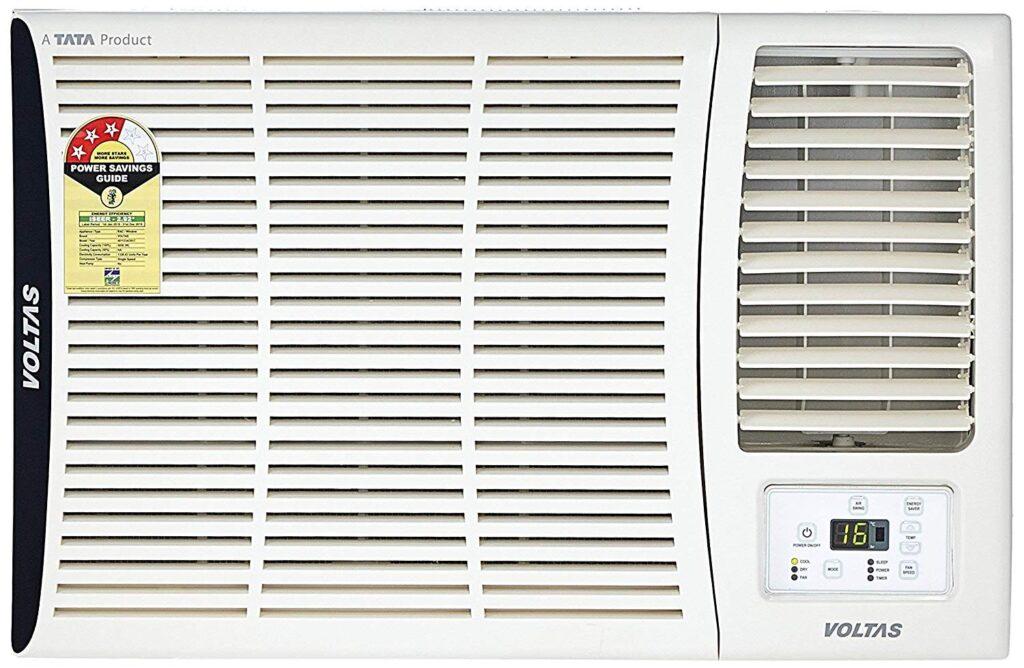 voltas 1.5 ton, window ac, ac under 30000, ac, air conditioner, 1.5 ton