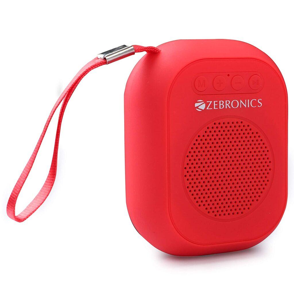 Zebronics zeb-saga, Bluetooth speakers, speakers
