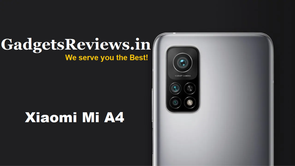 Xiaomi Mi A4 phone, Mi a4 price in India, mi a4 launch date, mi a4 specification, mi a4 phone