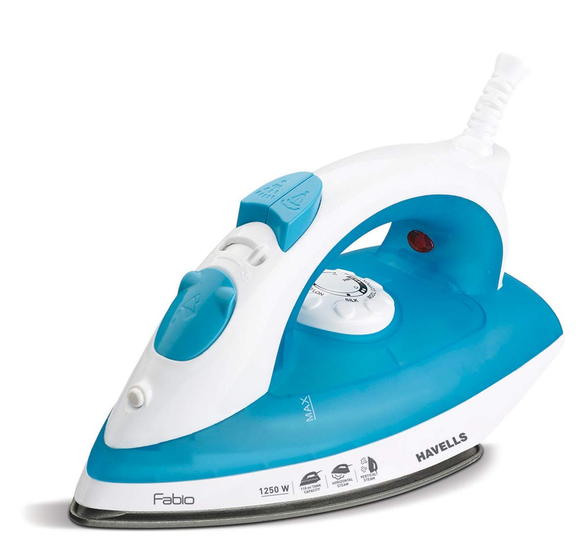 havells fabio steam iron