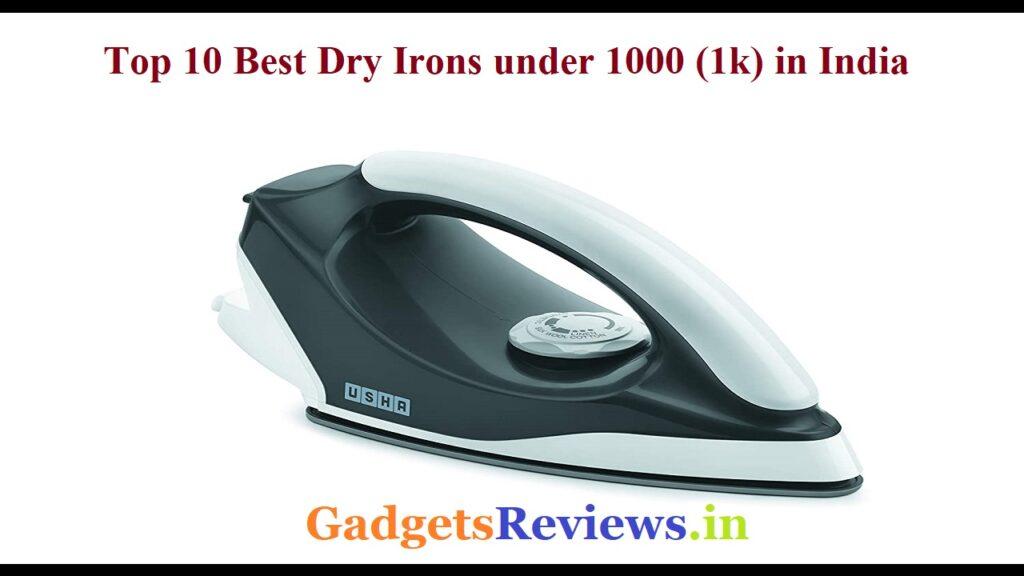 irons, dry iron, iron, press, dry iron press, dry iron price, 1000W iron