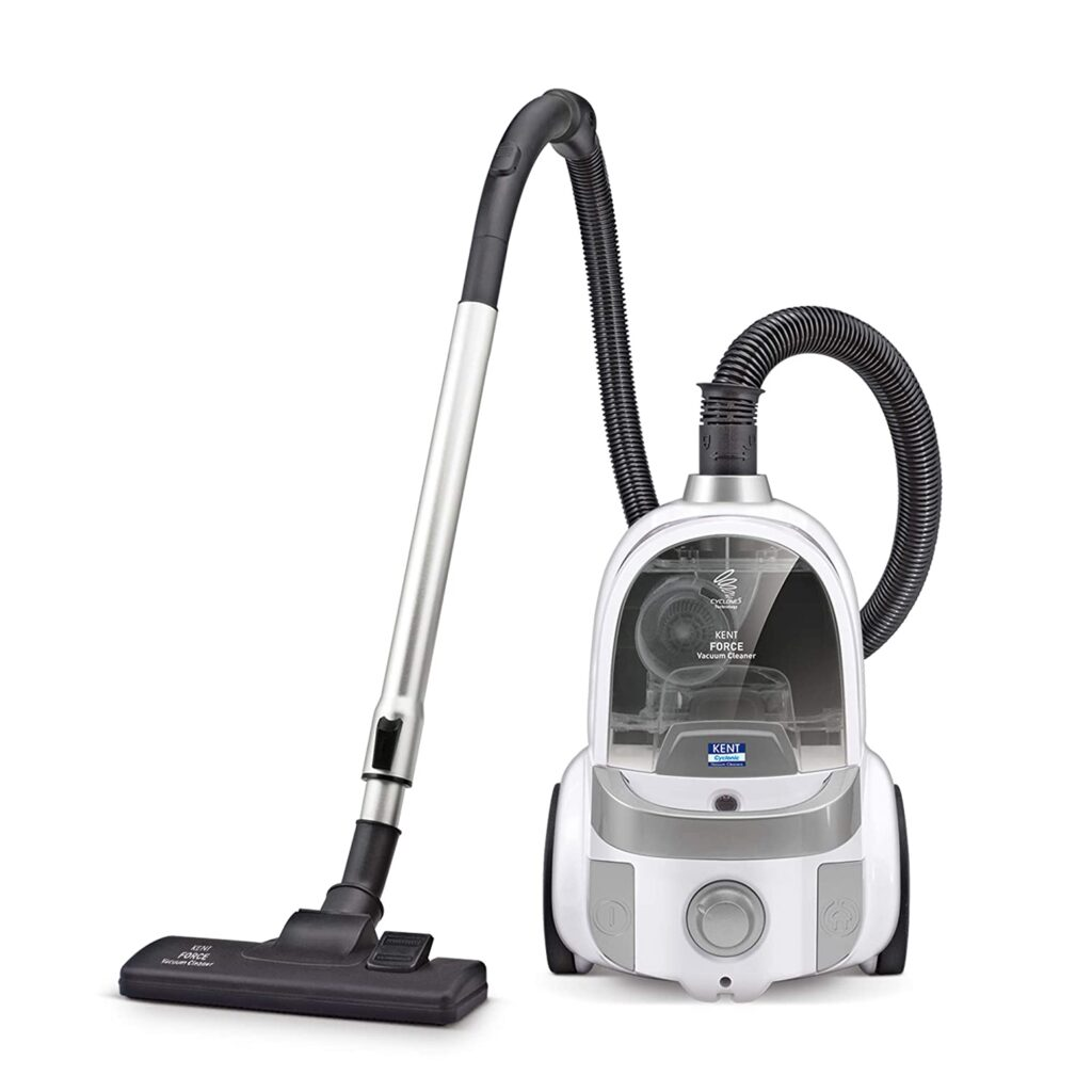 Kent force cyclonic vaccum cleaner
