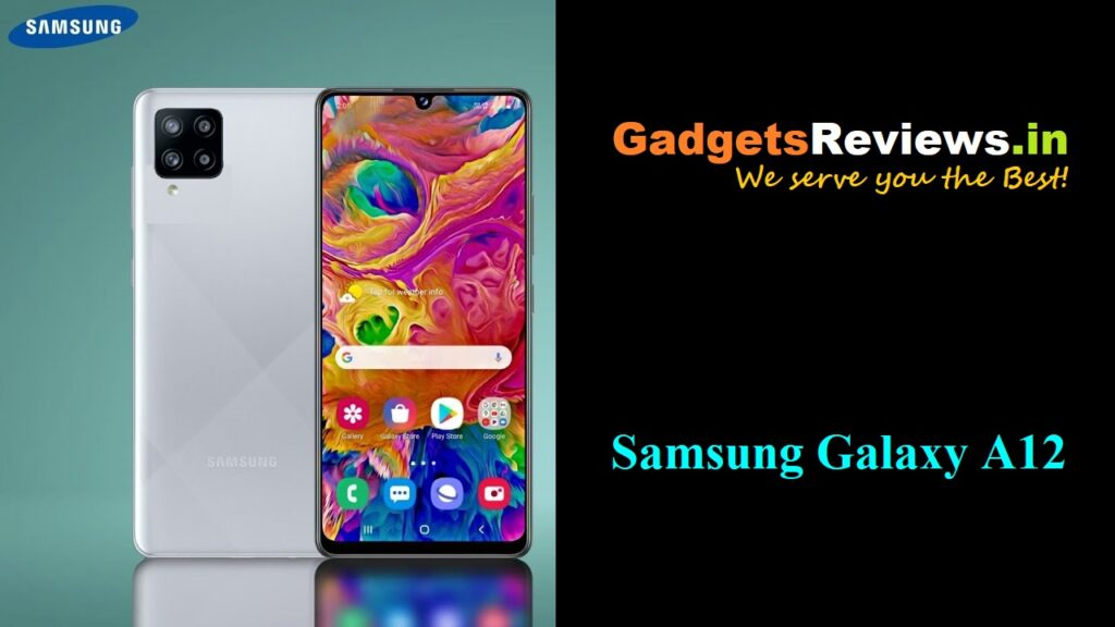 Samsung galaxy a12, Samsung galaxy a12 mobile phone, Samsung galaxy a12 phone price, Samsung galaxy a12 phone specifications, Samsung galaxy a12 phone launching date in India