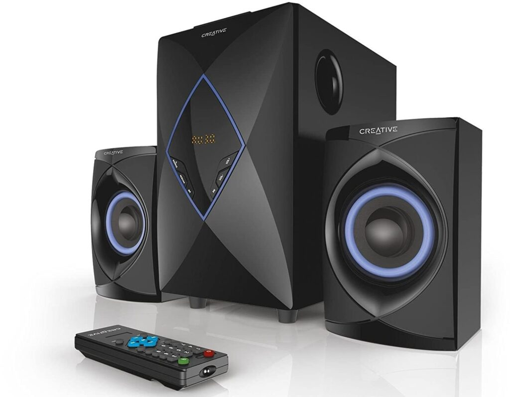 creative home theatre speaker