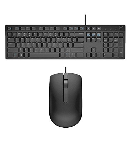 dell usb wired keyboard and mouse combo