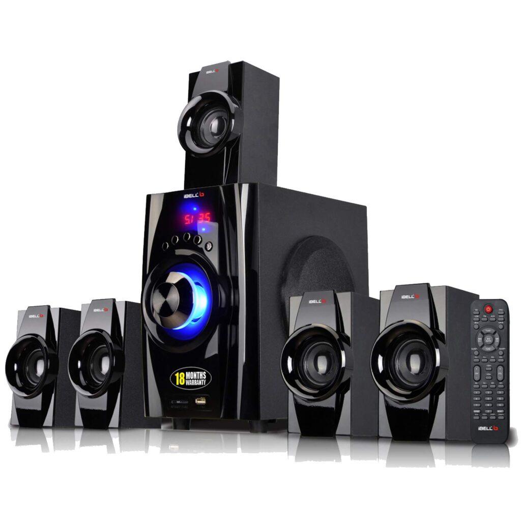 ibell ibl2045dlx home theatre speaker