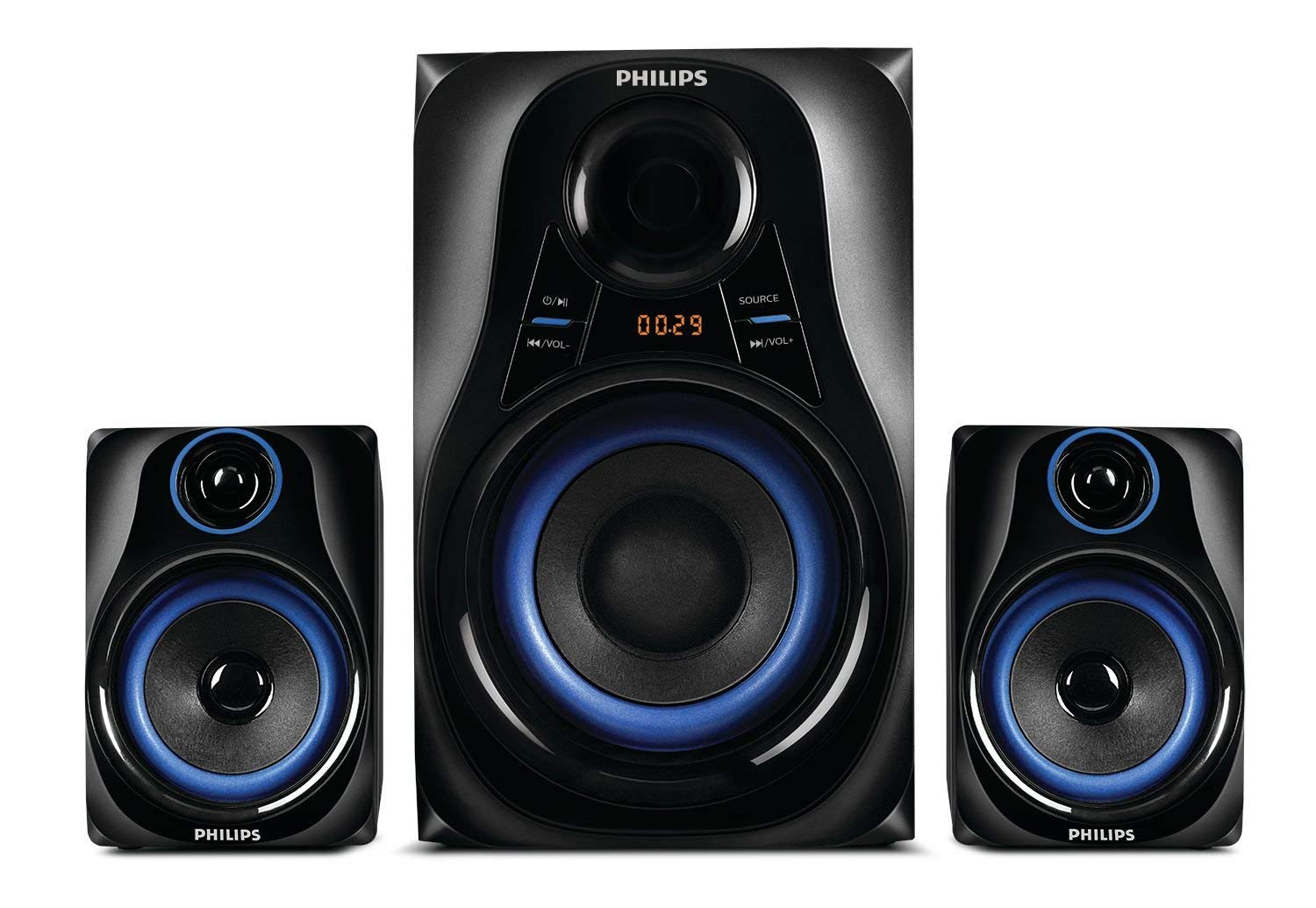 philips dhoom home theatre speaker