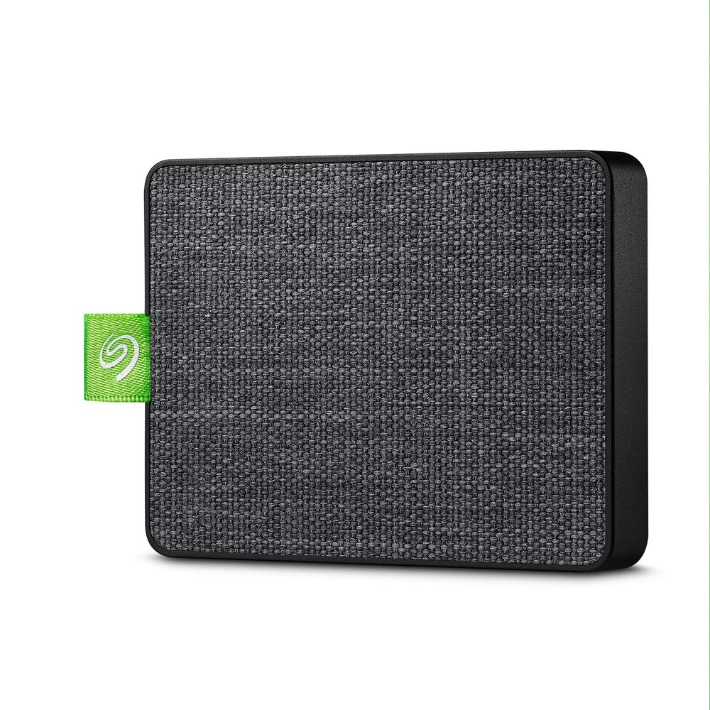 seagate ultra touch 500Gb external ssd