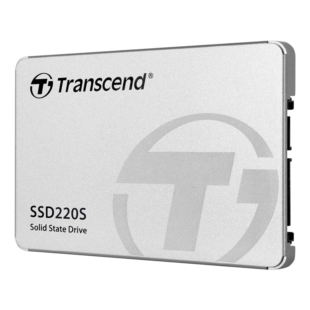 transcend 240GB solid state drive ssd