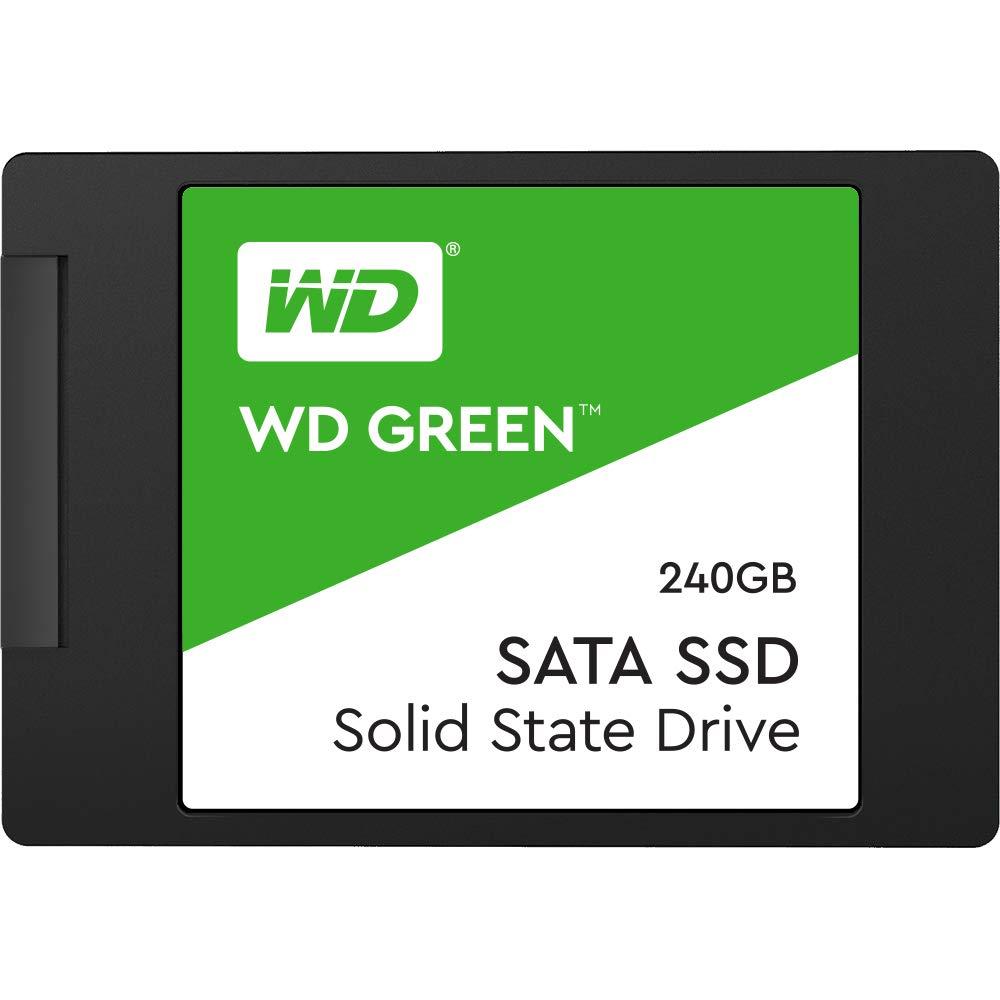 western digital wd green 240GB solid state drive ssd