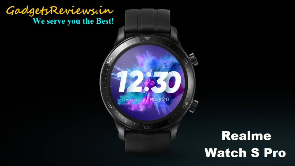 realme watch s pro, buy realme watch s pro, smartwatch realme, realme watch s pro smartwatch, realme watch s pro spects, realme watch s pro price