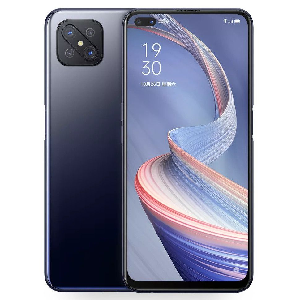 oppo A92s 5G mobile phone