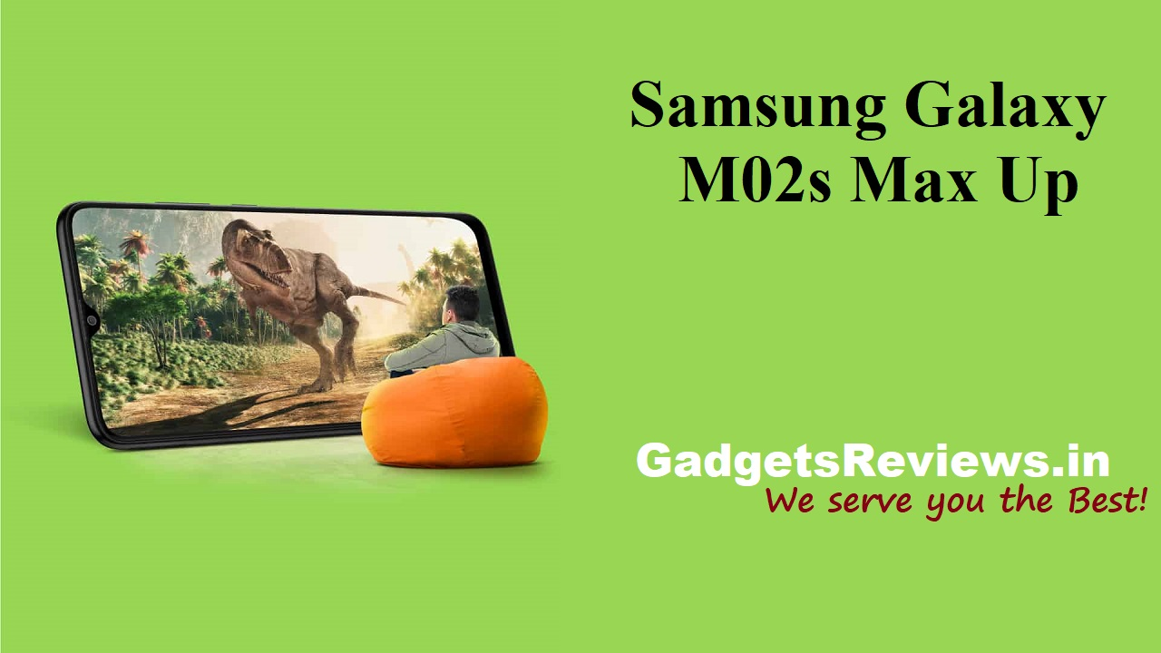 Samsung galaxy m02s, Samsung galaxy m02s mobile phone, Samsung galaxy m02s phone price, Samsung galaxy m02s phone specifications, Samsung galaxy m02s phone launching date in India
