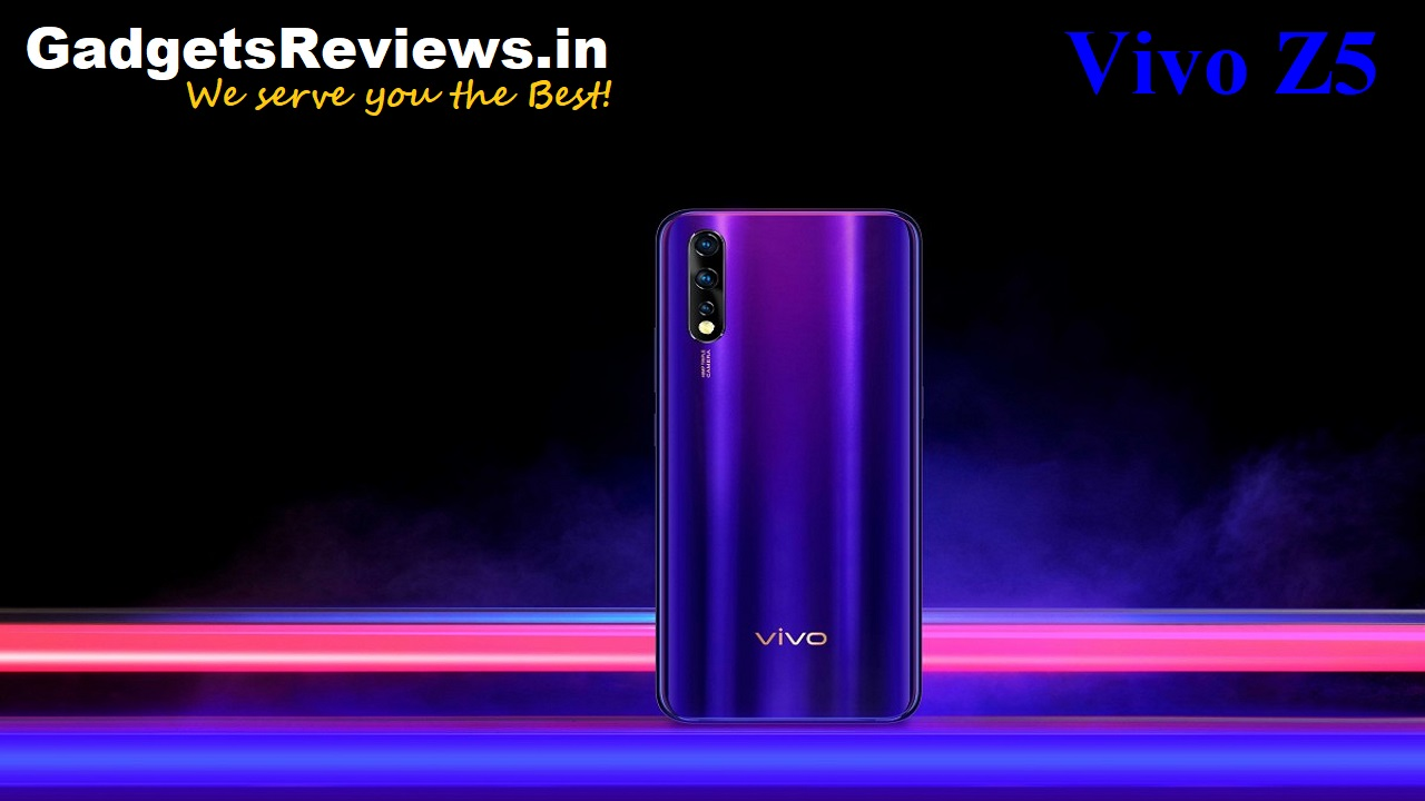 vivo z5, vivo z5 mobile phone, vivo z5 phone specifications, vivo z5 phone launching date in India, vivo z5 phone price