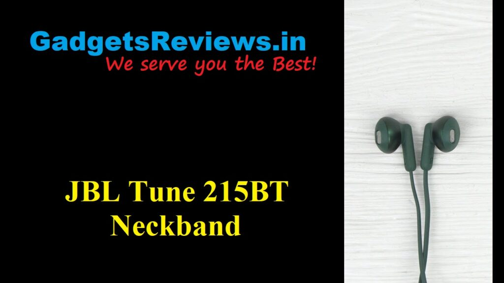 JBL Tune 215BT, JBL Tune 215BT neckband, neckband, bluetooth earphone, wireless headphone, amazon, jbl tune 215 price, jbl tune 215 spects