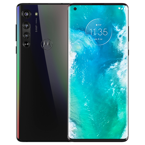 motorola edge 5G mobile phone