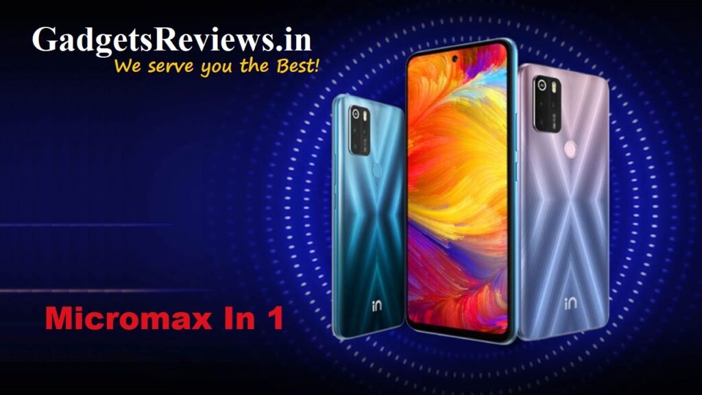 Micromax In 1, Micromax In 1 phone launching date in India, Micromax In 1 phone specifications, Micromax In1 mobile phone, Micromax In1 price in India, flipkart