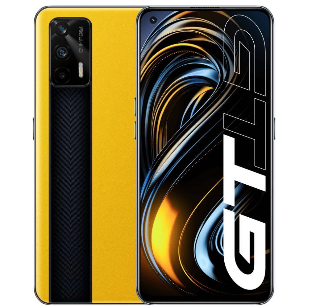 Realme GT 5G mobile phone